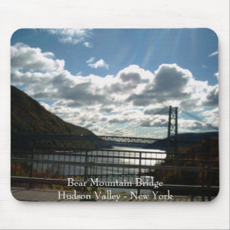 Bear Mountain Bridge Hudson Valley - ... Mouse Pad
