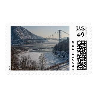Bear Mountain Bridge Postage
