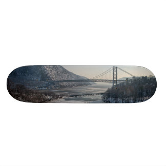 Bear Mountain Bridge Skateboard