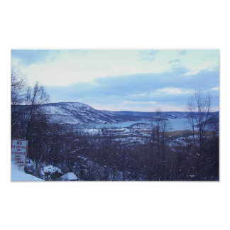 Bear Mountain Print