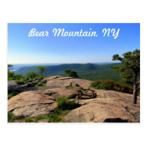 Bear Mountain State Park Postcard