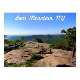 Bear Mountain State Park Postcard