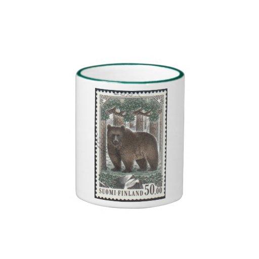 Bear Mug (Finland)