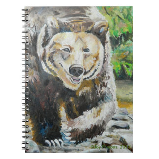 Bear Mug Notebook