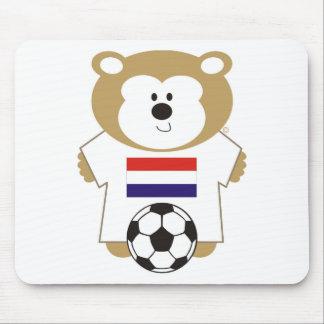 BEAR NETHERLANDS MOUSE PAD