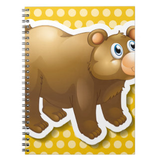 Bear Notebooks