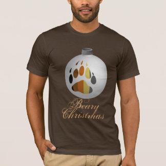 Bear Ornament - Dark shirts