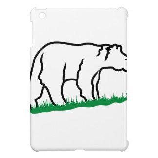 Bear Outline iPad Mini Covers