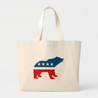 BEAR PARTY TOTE BAGS