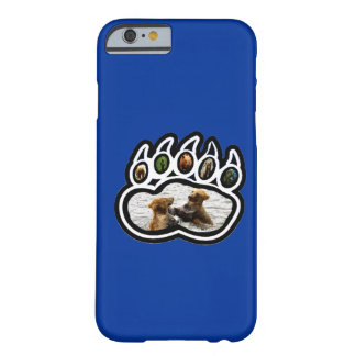 Bear Paw Barely There iPhone 6 Case