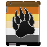 Bear Paw/Claw on the Bear pride- IPad Case