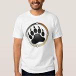 Bear Paw In Pride Circle Dresses