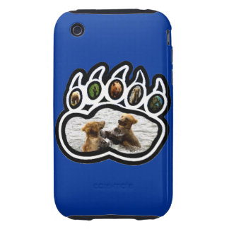 Bear Paw iPhone 3 Tough Cover