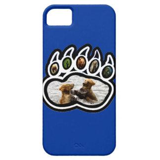Bear Paw iPhone SE/5/5s Case
