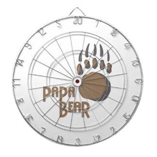 BEAR PAW PAPA DART BOARDS