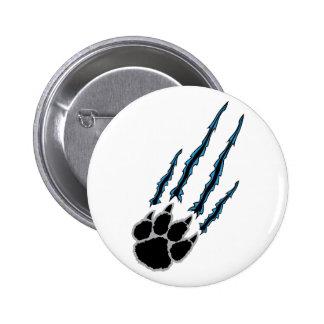 Bear Paw Rip Button