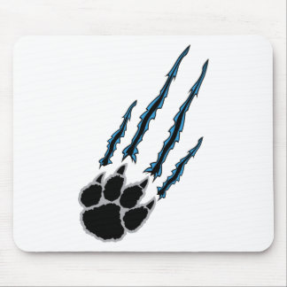 Bear Paw Rip Mouse Pad