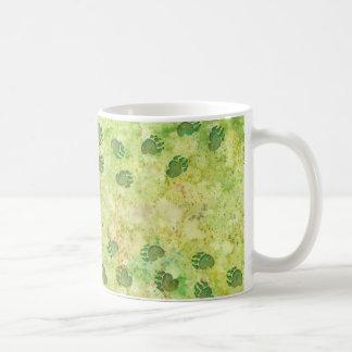 Bear Pawprints Coffee Mug
