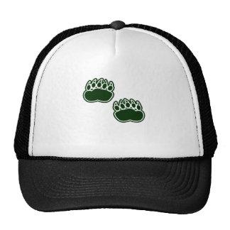 Bear Paws Trucker Hat