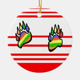 Bear Paws - Ornament