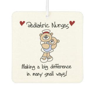 Bear Pediatric Nurse Air Freshner