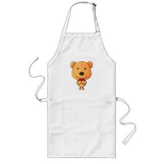 Bear plushie Apron