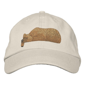 Bear Pocket Topper Cap