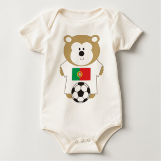 BEAR PORTUGAL BABY BODYSUIT