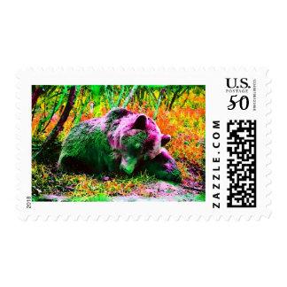 Bear Postage