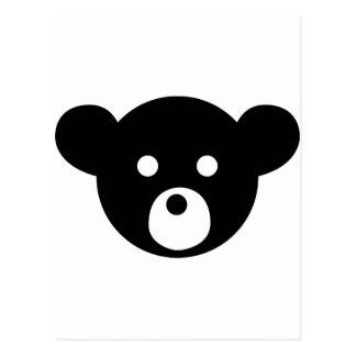 Bear... Postcard