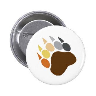 Bear Pride - Bear Claw Button