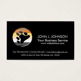 Bear Pride Business Card