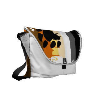 Bear Pride Courier Bags