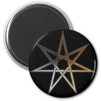 Bear Pride Fairy Star Magnet