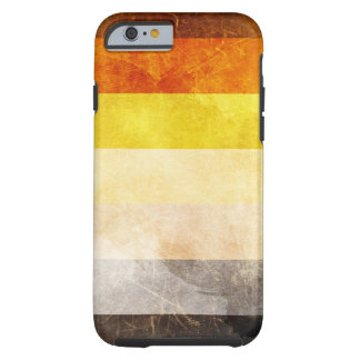 Bear Pride Flag iPhone 6 Plus Case