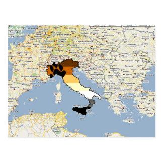 Bear Pride Italy Postcard