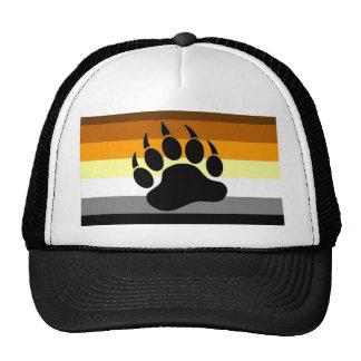 Bear Pride Paw Trucker Hat