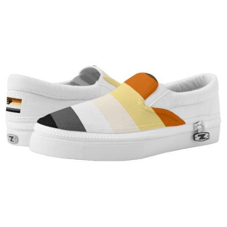 Bear Pride Slip-On Sneakers