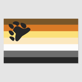 Bear Pride Stickers