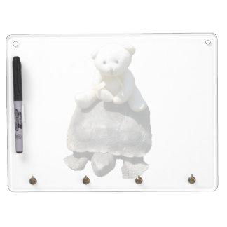 Bear riding Turtle Dry Erase Board