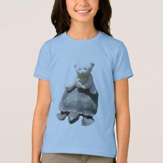 Bear riding Turtle T-Shirt