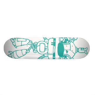 Bear Robot Skate Decks