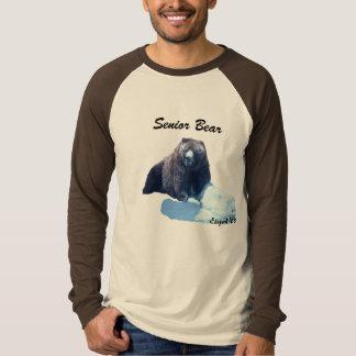 Bear Senior Pics T Shirt