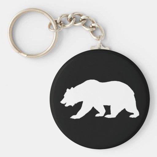 Bear Shape Keychain