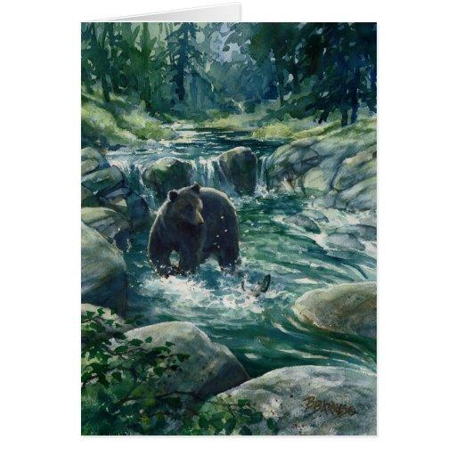 Bear Sighting 2 Card