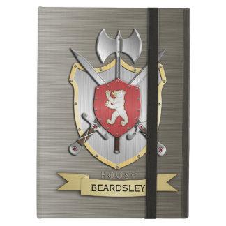 Bear Sigil Battle Crest Armor iPad Air Cover