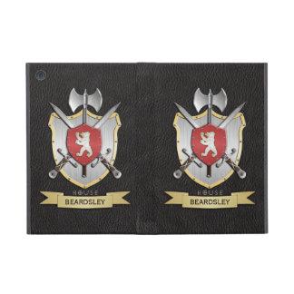 Bear Sigil Battle Crest Black Covers For iPad Mini