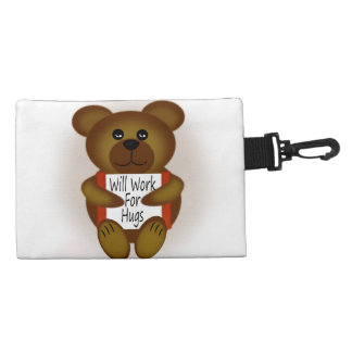 Bear Sign Accessories Bags