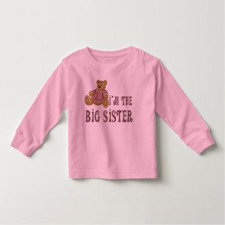 Bear Sister Toddler T-shirt