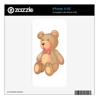 bear skin for the iPhone 4